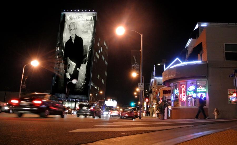 ©2013 David George - Nicky on Sunset, Los Angeles